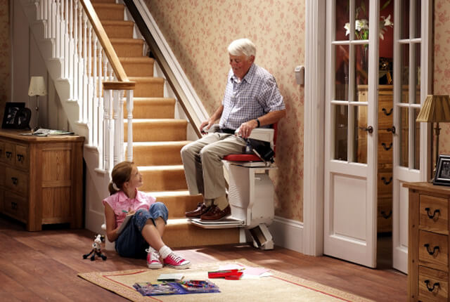 acorn chair lift owners manual the acorn 130 stairlift folds up Stannah 300 Wiring Diagram make using stairs much safer stannah 300 wiring diagram